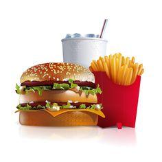 Fast Food frenzy.
