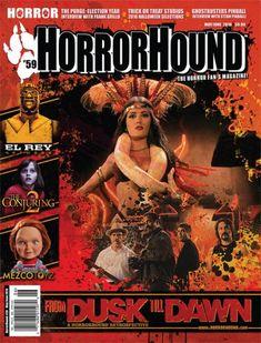 Issue #59 - HorrorHound