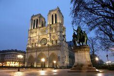 Notre Dame de Paris #notredame #notredamedeparis #paris #historique #monument #cathédrale