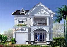 Indian House Exterior Design, House Arch Design, House Outside Design, Kerala House Design, Dream House Exterior, Classic House Design, Modern House Design, 20x30 House Plans, Urban Interior Design