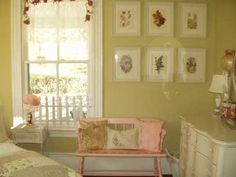 Idea for your Vintage Bedroom