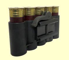 FAB Defense SHOTSHELL Holder mounts to any Picatinny rail system