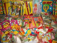 60s Dime Store Toys