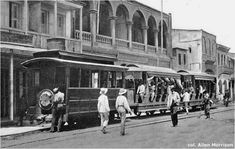 When Haiti had trains in Port au Prince ? Will you receive your stipend in ? Then use that same to pay your fair on the train? What are your thoughts ? African History, African Art, Beautiful Islands, Beautiful Images, Art Haïtien, Port Au Prince Haiti, Haiti History, Tramway, Saint Vincent