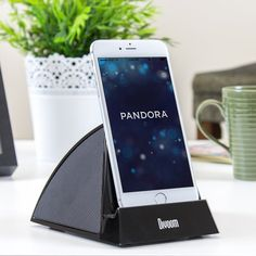 Fancy - Satechi iFit-3 Bluetooth Portable Rechargeable Speaker Stand