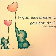 not just dream do it, motivational quote Cute Qoutes, Cute Disney Quotes, Walt Disney Quotes, Sassy Quotes, Disney Love, Funny Quotes, Dreams Come True Quotes, Legend Quotes, Qoutes About Life