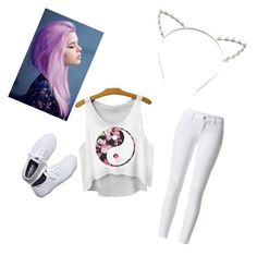 """""""Kawii-outfit"""" by aphmau ❤ liked on Polyvore"""