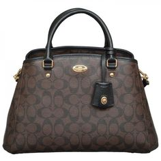 Coach Signature Small Margo Carryall
