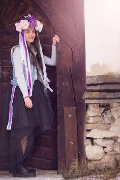 Vigan, Folk, Tulle, Skirts, Fashion, Moda, Popular, Fashion Styles, Skirt