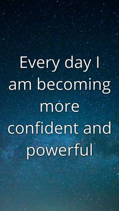 A list of 200 positive affirmations for confidence, self-esteem, self worth that you should say everyday. These powerful morning affirmations will make you more confident. Affirmations Confidence, Affirmations For Happiness, Daily Positive Affirmations, Morning Affirmations, Confidence Quotes, Self Confidence, Positive Thoughts, Positive Quotes, Mantra