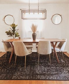 Dining Decor, Dining Room Design, Dining Room Table, Kitchen Dining, Dining Room Inspiration, Dinning Room Ideas, Interior Decorating, Interior Design, Home And Deco