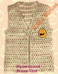Crochet Living: Vestivus. The vest for the rest of us!
