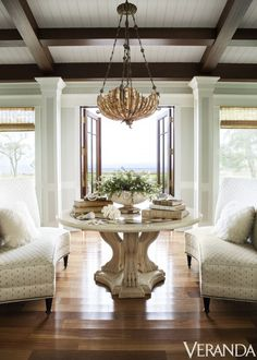 stunning... Emeril Lagasse's Florida vacation home