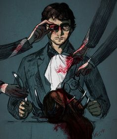 Hannibal Will Graham Hannibal Series, Nbc Hannibal, Hannibal Lecter, Hannibal Humor, Suits Tv Shows, Sitting In A Tree, Will Graham, Hugh Dancy, Cool Animations