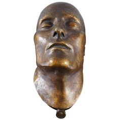 Plaster Replica of Napoleon's Death Mask. The 10 Best New Orleans Attractions-Amazing Explore Things to Do in New Orleans