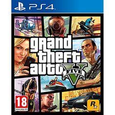 Grand Theft Auto V-GTA 5 (Sony Playstation - New Factory Sealing on offer Grand Theft Auto V-GTA 5 (Sony Playstation - Nuevo Sellado De Fábrica en oferta Gta 5 Xbox, Xbox 360, Gta V Ps4, Playstation Plus, Gta 5 Pc Game, Gta 5 Games, Ps4 Games, Gta 5 Online, Pc Online
