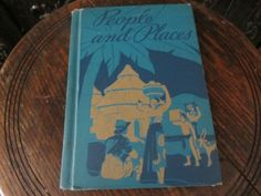 1940 people & places illustrated by Armstrong perry primer