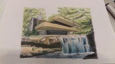 Fallingwater Frank Lloyd
