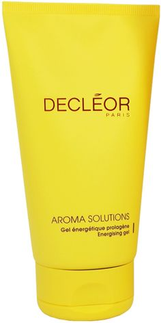 Decleor Aroma Solutions Energising Gel, 5 Ounce. 5 oz Gel. Aroma Solutions Energizing Gel for Face and Body was launched by the design house of Decleor. It is recommended for casual wear.