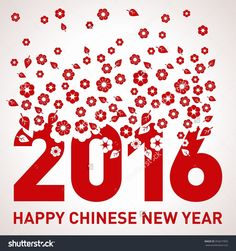 happy new year 2016 banner poster celebration chinese new year year of monkey