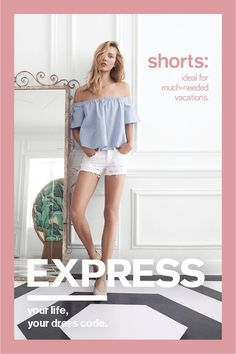 You've booked the flight, now get the look. Shop vacation-ready shorts with style defining details for your next long weekend. - lingerie, bustier, teddy, ouverte, honeymoon, romantic lingerie *ad