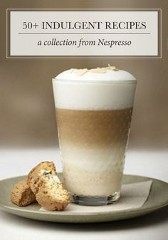 Nothing says indulgent quite like these delicious coffee creations from Nespresso. Click to explore this collection and all of the wonderful flavors hidden within each drink recipe!