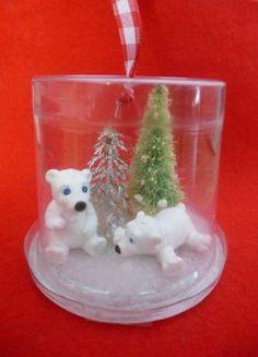 Winter wonderland scenes - Christmas crafts for kids - Netmums
