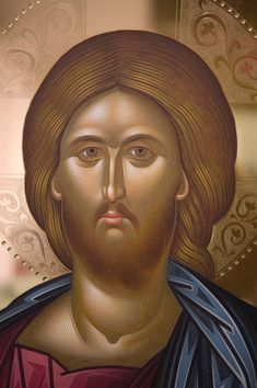 Byzantine Icons, Byzantine Art, Religious Icons, Religious Art, Christ Pantocrator, Jesus Christ Images, Russian Icons, Orthodox Icons, Virgin Mary