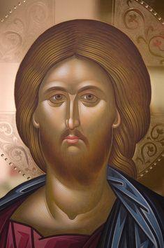 Byzantine Icons, Byzantine Art, Religious Icons, Religious Art, Christ Pantocrator, Jesus Christ Images, Russian Icons, Orthodox Icons, Christianity