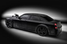 This SRT8 2006 Chrysler 300C Isn't Just A Reboot Of Mad Max's Interceptor, It's A Daily Driver Too!
