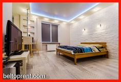 Luxury Hi-Tech Studio Apartment for Rent in Minsk