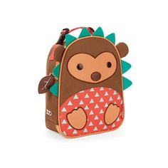 Hedgehog Zoo Little Kid Lunchie , I want this for me!