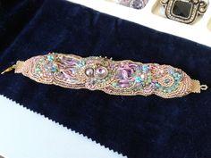 Bracciale a Embroidery Le gioie di Gabry
