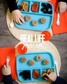 Mini Corn Dog Muffins #paleo #RealLifePaleo