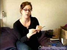 How to Knit for Beginners : Yarn, Needles, Scissors & Other Knitting Tools