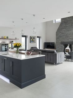 Classic Contemporary Design by Dorans Kitchen & Home