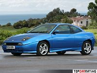Fiat Coupe 20V Turbo 2 litre Straight-5 FWD 1998