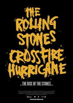 Crossfire Hurricane | The Rolling Stones