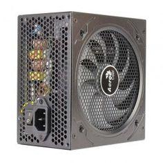 FUENTE ALIM. 650W AEROCOOL XPREDATOR• Ventilador ultrasilencioso de 12cm con circuito termal inteligente • Certificación 80plus gold xpredator aseguran una eficiencia superior al 90%. • Garantiza una salida continua de 650w real. • Sistema de cableado totalmente modular • Longitud de los cables 20+4pin y 4+4pin, de hasta 600mm https://pcguay.com/tienda/fuente-alim-650w-aerocool-xpredator/