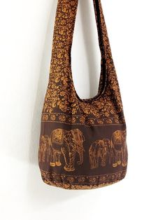 Women bag Handbags Cotton Elephant bag Hippie bag by veradashop, $8.98 durupaper.com #kate_spade