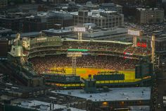 Fenway Park - a classic ballpark a different view Sox Game, Take Me Out, Fenway Park, Hot Dog, Tripod, Different, Ticket, Cities, Architecture