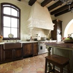 Here are the Spanish Kitchen Design Ideas. This post about Spanish Kitchen Design Ideas was posted under the Kitchen category. Spanish Style Homes, Spanish House, Spanish Colonial Kitchen, Spanish Style Kitchens, Spanish Kitchen Decor, Spanish Style Interiors, Spanish Mansion, Hacienda Style Homes, Spanish Style Decor