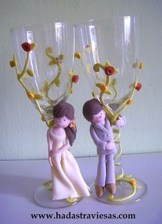 copas novios 2 by hadastraviesas, via Flickr