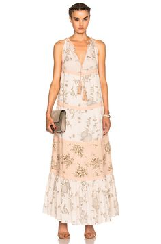 ULLA JOHNSON Goa Dress. #ullajohnson #cloth #