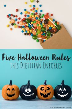The Rules This Dietitian-Mom Enforces