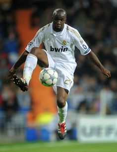 Lassana Diarra (Real Madrid)