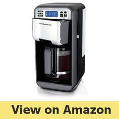 Another Hamilton Beach 12-Cup Digital Coffee Maker