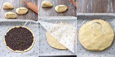 Drożdżowa gwiazda z makiem - przepis Pie, Bread, Advent, Food, Poppy Seed Recipes, Dessert Ideas, Thermomix, Chef Recipes, Food Food
