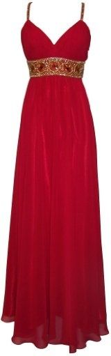 The gown Stephanie (aka Steve) will wear to the benefit ball