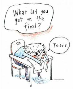 AP exams..